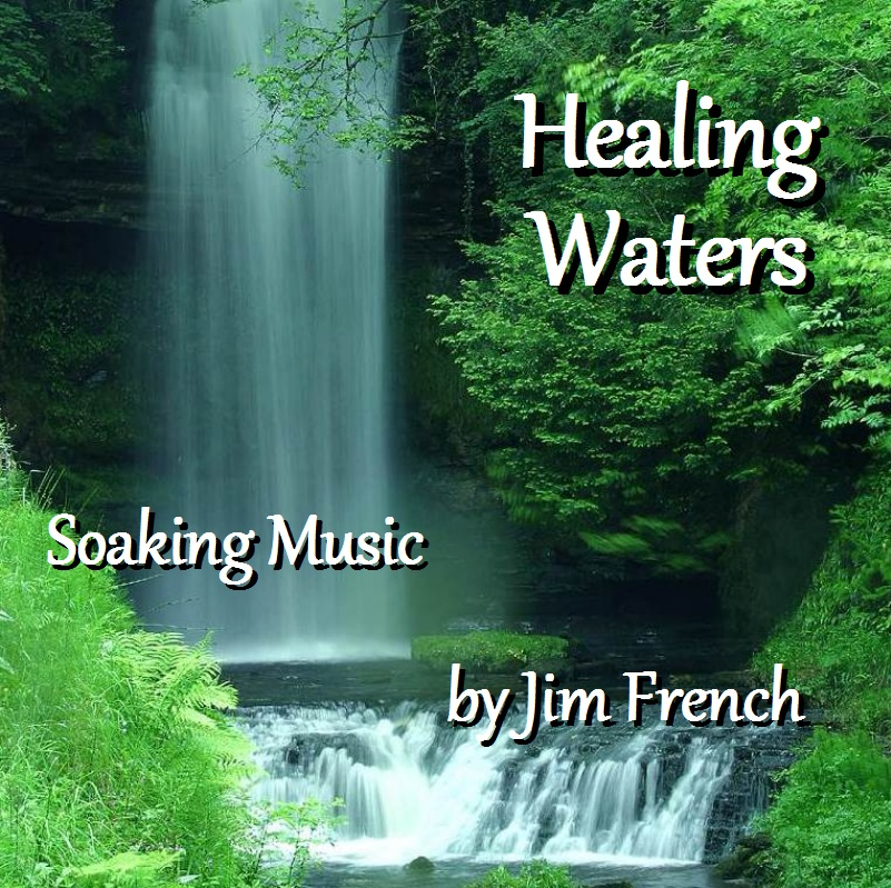 Healing Waters MP3 | Communion With God Ministries