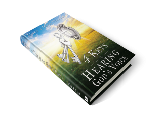 4 Keys to Hearing God's Voice (hard cover)