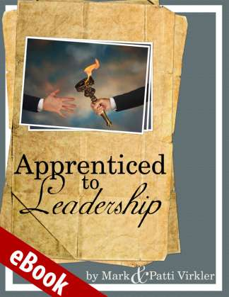 Apprenticed to Leadership eBook