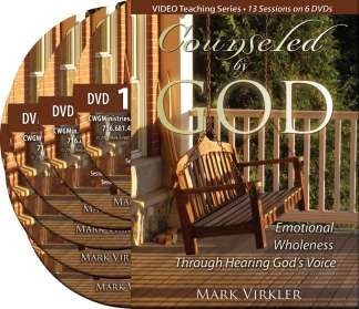 Counseled by God DVDs