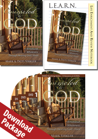 Counseled by God Video Download Package