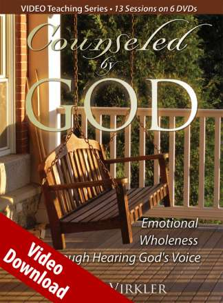Counseled by God Video Download