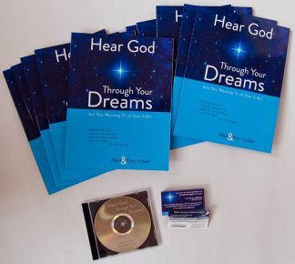 Hear God Through Your Dreams Group Leader Bonus Resources