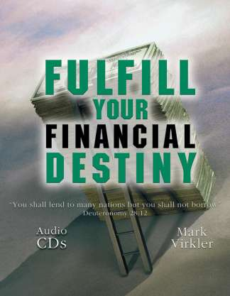 Fulfill Your Financial Destiny Audio CDs