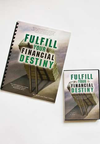 Fulfill Your Financial Destiny Audio CD Package
