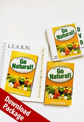 Eden's Health Plan - Go Natural! Video Download Package