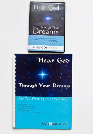 Hear God Through Your Dreams Audio CD Package