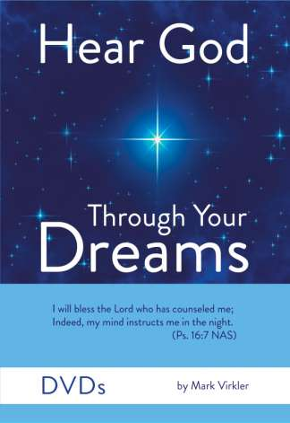 Hear God Through Your Dreams DVDs
