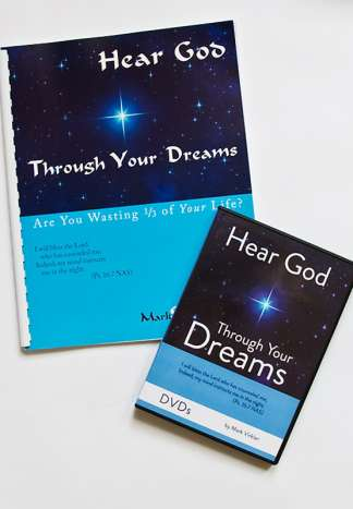 Hear God Through Your Dreams DVD Package