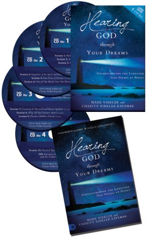 Hearing God Through Your Dreams CD Package
