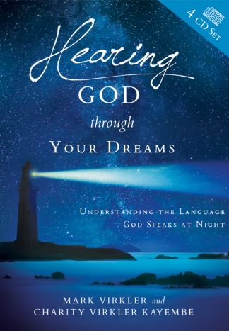 Hearing God Through Your Dreams CDs