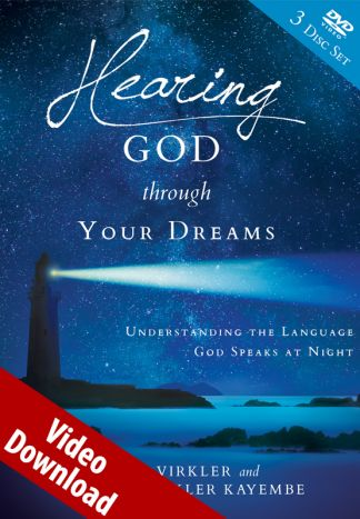 Hearing God Through Your Dreams Digital Video Downloads