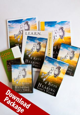 Hear God's Voice Guaranteed - Complete Download-Only Package