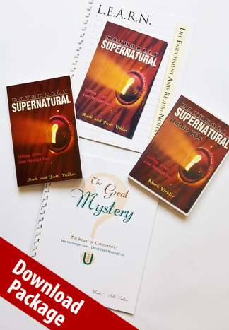 Naturally Supernatural MP3 Audio Package