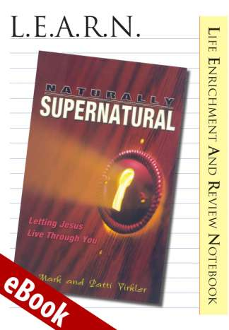 LEARN Naturally Supernatural eBook