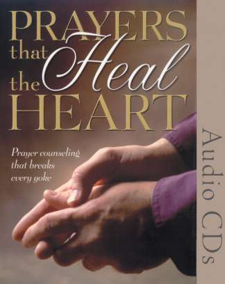 Prayers That Heal the Heart Audio CDs