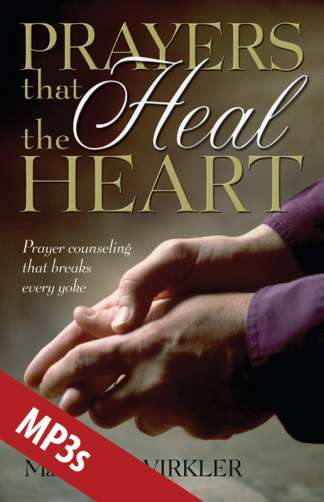 Prayers That Heal the Heart Audio MP3