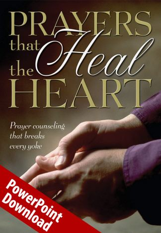 Prayers That Heal the Heart PowerPoint Download