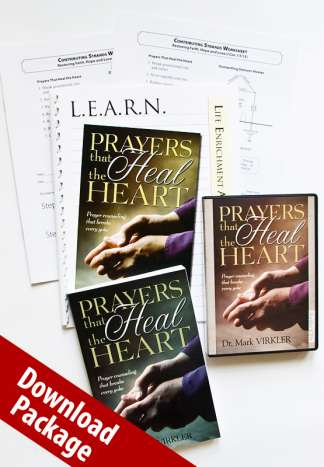 Prayers That Heal the Heart MP3 Audio Package