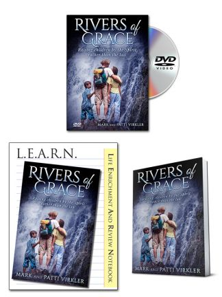 Rivers of Grace DVD Package