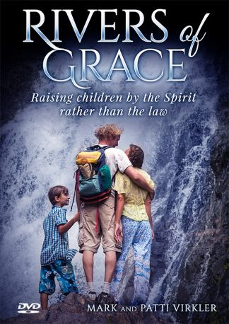 Rivers of Grace DVD