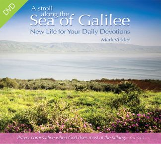 A Stroll Along the Sea of Galilee DVD