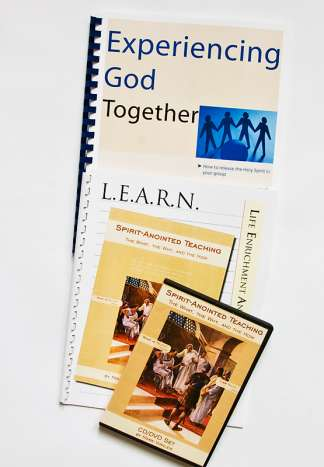Spirit-Anointed Teaching Package