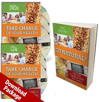 Take Charge of Your Health Complete Download-Only Package