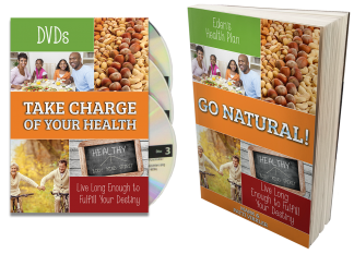 Take Charge of Your Health DVD Package