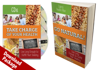 Take Charge of Your Health MP3 Package