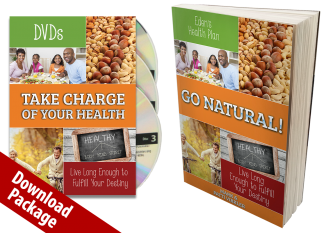 Take Charge of Your Health Video Download Package