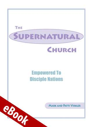 Supernatural Church eBook
