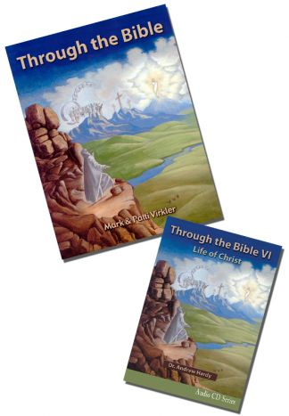 Through the Bible 6: Life of Christ CD Package
