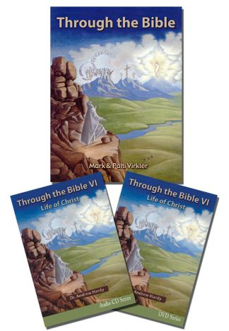 Through the Bible 6: Life of Christ Complete Discounted Package