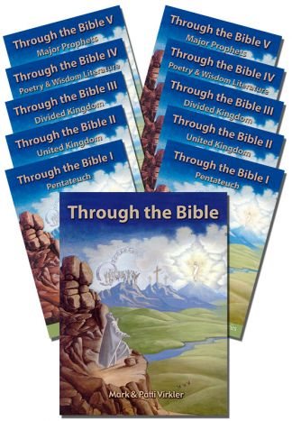 Through the Bible Old Testament Complete Discounted Package