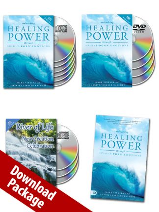 Unleashing Healing Power Through Spirit-Born Emotions Complete Download Only Discounted Package