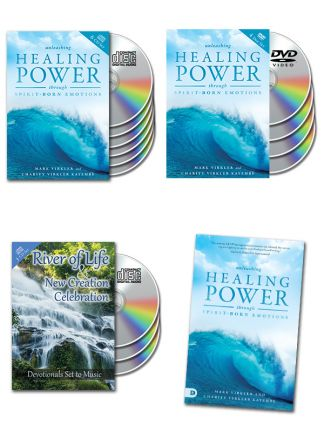 Unleashing Healing Power Through Spirit-Born Emotions Complete Discounted Package