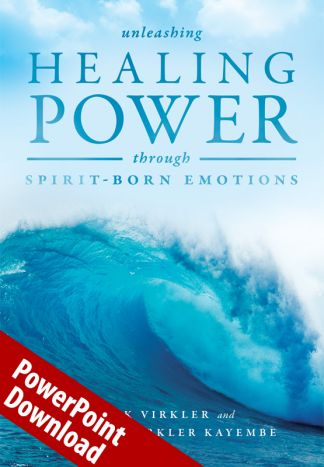 Unleashing Healing Power Through Spirit-Born Emotions PowerPoint Download