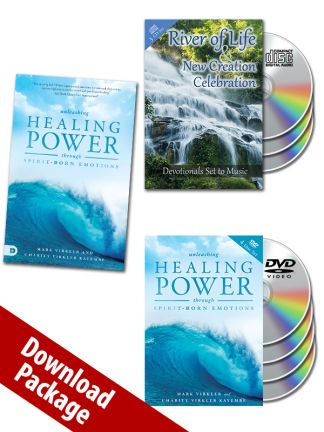 Unleashing Healing Power Through Spirit-Born Emotions Video Download Package