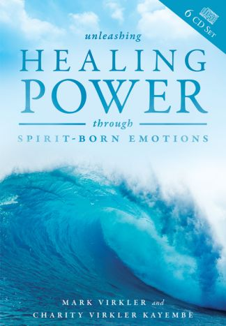 Unleashing Healing Power Through Spirit-Born Emotions CDs