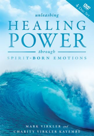 Unleashing Healing Power Through Spirit-Born Emotions DVDs