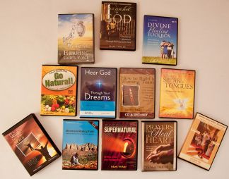 Complete Library of Virkler DVDs