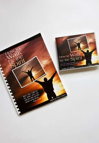 How to Walk by the Spirit Audio CD Package