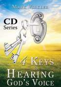 4 Keys to Hearing God's Voice Audio CDs