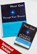 Hear God Through Your Dreams Video Download Package