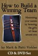 How to Build a Winning Team CD/DVD Set