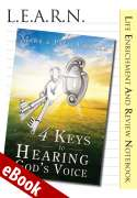 LEARN 4 Keys to Hearing God's Voice eBook