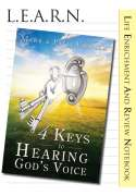 LEARN 4 Keys to Hearing God's Voice