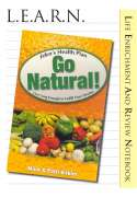 LEARN Eden's Health Plan - Go Natural!