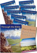Through the Bible Discounted CD Package